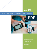Hipermedia y Tics Para Graduandos