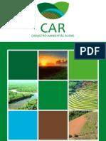 Cadastro Ambiental Rural - MIV