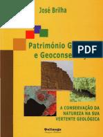José Brilha - Património Geológico e Geoconservação