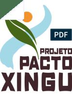 Projeto Pacto Xingu - Manual de Identidade Visual - VISUALIZACAO