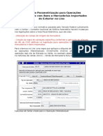 Manual Para Operações Interestaduais