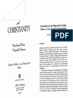 Standaert. Christianity in the Late Ming and Early Qing China