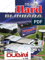 Catalogo WILLARD
