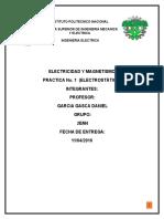 Practica Electrostatica 1
