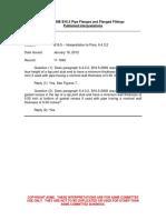 Interpretations ASME B16.5 Pipe Flange & Fittings