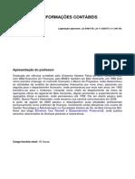 Análise Informações Contábeis - Apostila1