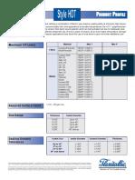 Data Sheet Shot