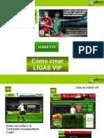 Goleadores Olé - Liga Vip