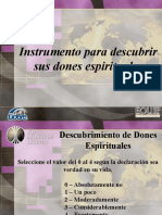 Instrumento para descubrir sus donesN4[1].ppt