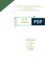 Ensayo Sobre Ellibro El Octavo Habito2 131122060419 Phpapp02