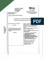 Safechuck v MJJ Companies Second Amended Complaint