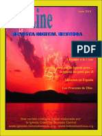 Portada de Revista Virtual ONLINE