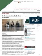 Ex-diretoras Da Cosac Naify Abrem Nova Editora - 17-09-2016 - Ilustrada - Folha de S
