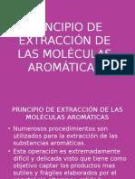 Aroma 1 Principio de Extracción de Las Moléculas Aromáticas
