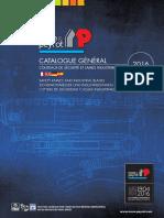 Catalogue Général 2016 M&p