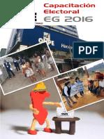 Manual Capacitación Electoral