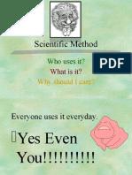 unit 1 scientific method