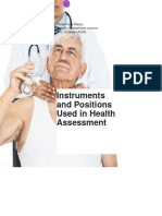 Ha Instruments and Positions