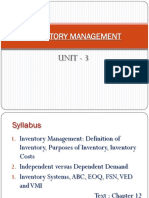 05 Inventory Management
