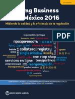 Puebla Doing Business México 2016