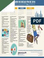 Calendario Becas Sep Dic2016