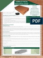 Productos-6330ficha Técnica Ladrillo Fiscal Industrializado Info