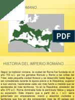 imperio romano expo
