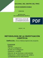 11. Metodología