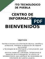 Resumen Induccion Centro de Informacion