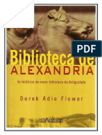 Derek Adie Flower - Biblioteca de Alexandria
