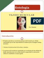 Histología Musculo