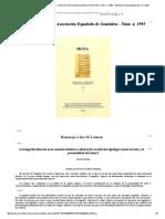 Signa [Publicaciones Periódicas] _ Revista de La Asociación Española de Semiótica. Núm