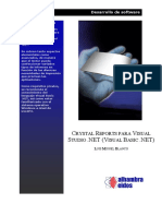 Crystal Reports Para Visual Studio .NET