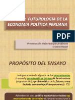 12.6) Schuldt Futurologia Economía Política Peruana