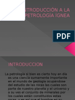 Introduccion a La Petrologia Ignea 2016