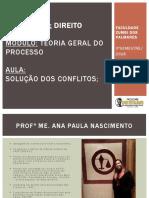 Slide - AULA TGP 08.09- Solução Conflitos