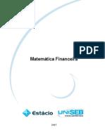 Livro Matematica Financeira