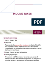 Chapter 13 - Income Taxes