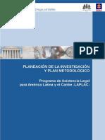 Planeacion de La Investigacion - Colombia