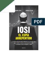 Lewin Miriam Y Lutzky Horacio - Iosi El Espia Arrepentido