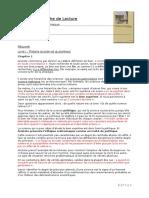 Ethique à Nicomaque Résumé détaillé