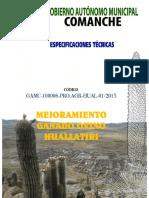 Comanche Oruro