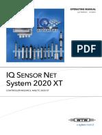 Ba77049e01 IQ SensorNet System 2020 XT MC3 WTW