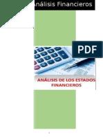 COSTOS AVANZADOS Analisis Financieros