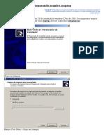Preparando Arquivo Sysprep