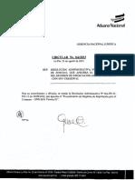 Procedimiento Importacion 2013