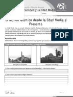 , El Mundo Islámico Desde La Edad Media Al Presente