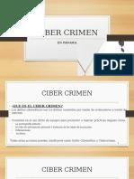 Ciber Crimen