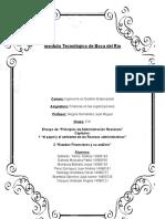 Finanzas-En-las-Organizaciones Capitulo 1 y 2