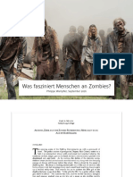 Was fasziniert uns an Zombies